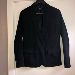 Apt. 9 Black Blazer Suit Jacket